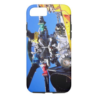Skycrane Helicopter iPhone 7 case