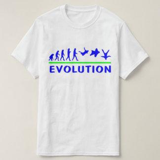 Skydive evolution tshirt