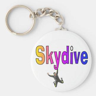 Skydive Keychain 1