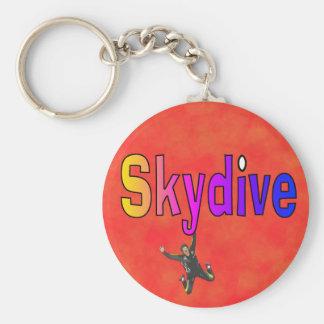 Skydive Keychain 2