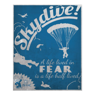 Skydive! Poster