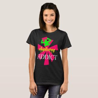 Skydiving Addict T-Shirt