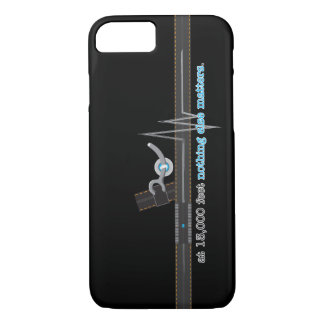 Skydiving Closing Pin iPhone 7, Barely There iPhone 7 Case