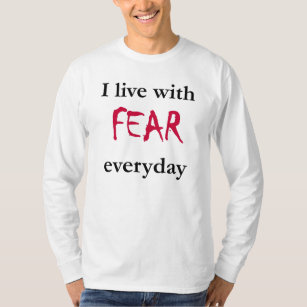 Skydiving Fear T-Shirt
