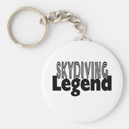 Skydiving Legend Keychains