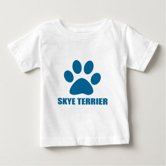 SKYE TERRIER DOG DESIGNS BABY T-Shirt