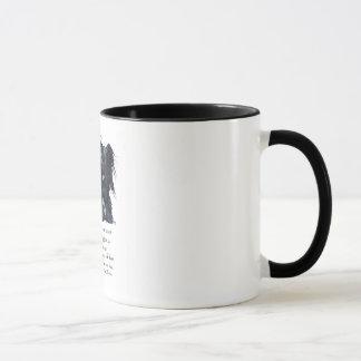 Skye Terrier Memory Mug