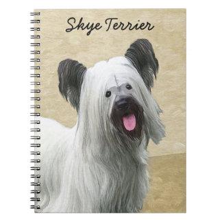 Skye Terrier Notebooks