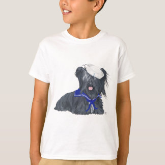 Skye Terrier Sailor T-Shirt
