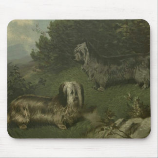 Skye Terriers Mouse Pad