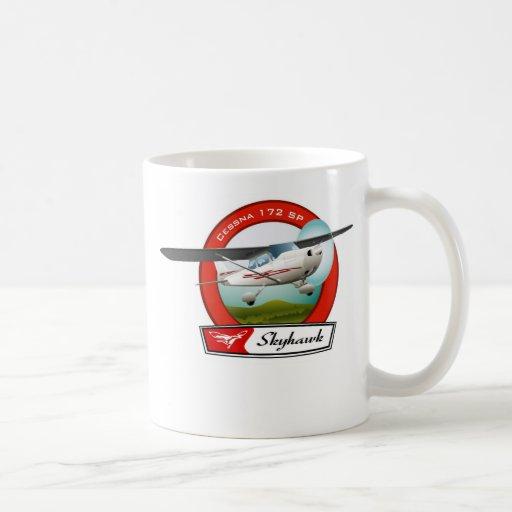 Skyhawk Mugs