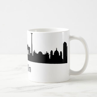 Skyline Berlin Coffee Mug