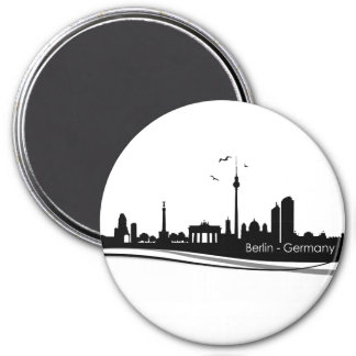 Skyline Berlin Magnets