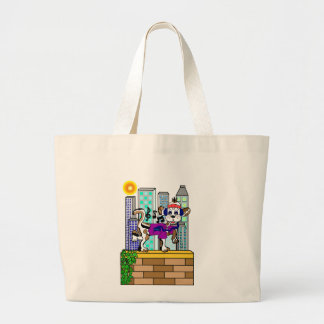 Skyline Chilly Chili Dog Large Tote Bag