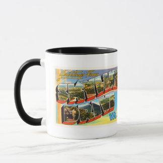 Skyline Drive Virginia VA Vintage Travel Postcard- Mug