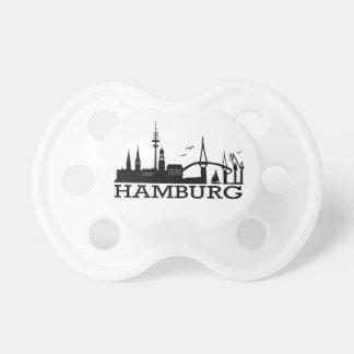 Skyline Hamburg Dummy