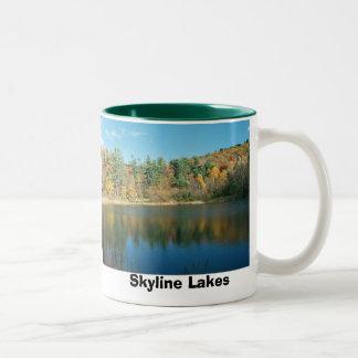 Skyline Lakes Mug