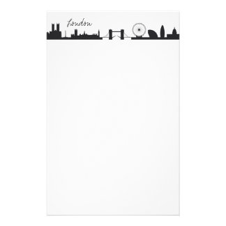 Skyline London Stationery