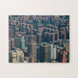 Skyline Manhattan New York. Jigsaw Puzzle