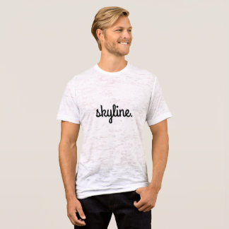 Skyline Men's Burnout T-Shirt