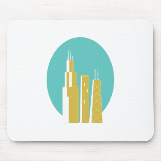 Skyline Mouse Pad
