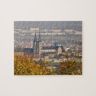 Skyline of Bamberg, Germany Jigsaw Puzzle