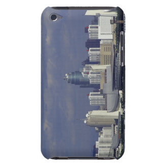 Skyline of Beijing, China Barely There iPod Cases