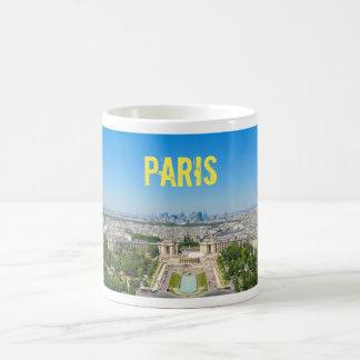 Skyline of Paris Coffee Mug