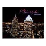 Skyline of Philadelphia, Pennsylvania Postcards
