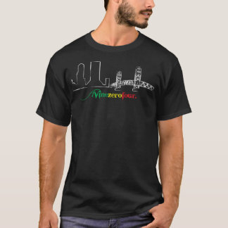 Skyline Rasta T-Shirt