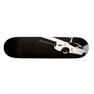 Skyline Rolling Shot 21.3 Cm Mini Skateboard Deck