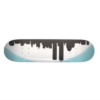Skyline Skateboard Deck