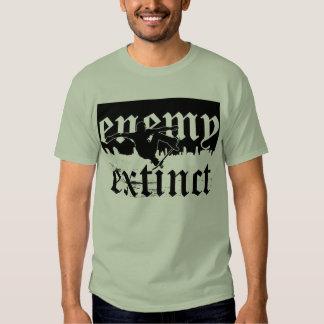 skylineblk shirt by enemy extinct