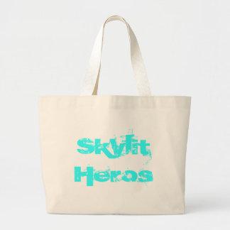 Skylit Heros Jumbo Tote Bag