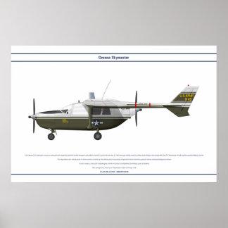 Skymaster USA 4 Poster