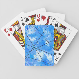 SkyNet Playing Cards