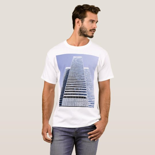 Skyscrapers in Montreal Canada T-Shirt