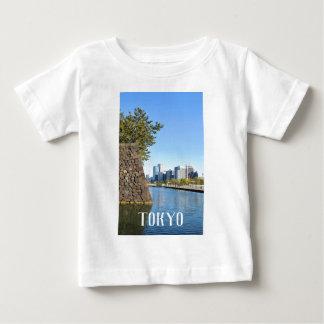 Skyscrapers in Tokyo, Japan Baby T-Shirt