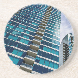 Skyscrapers of Downtown San Francisco Drink Coaster