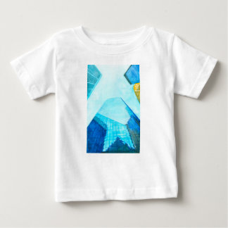 Skyscrapers of New York City I Baby T-Shirt
