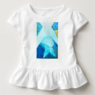 Skyscrapers of New York City I Toddler T-Shirt