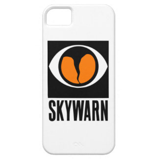 Skywarn iPhone case