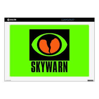 SKYWARN Laptop Skin