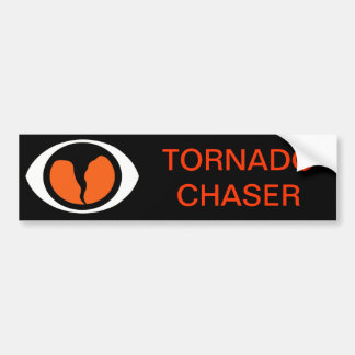 SKYWARN Tornado Chaser Bumper Sticker