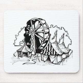Skywheel Desgin Mouse Pad