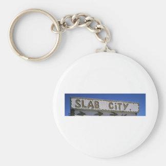 Slab City Keychains