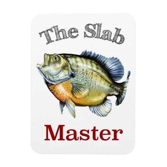Slab Master Magnet