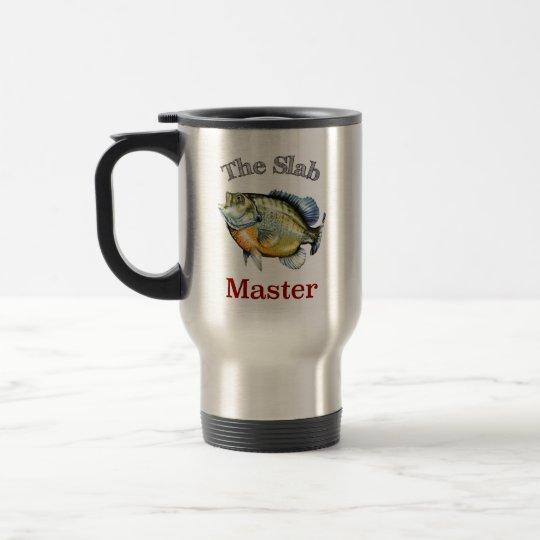 Slab Master Travel Mug