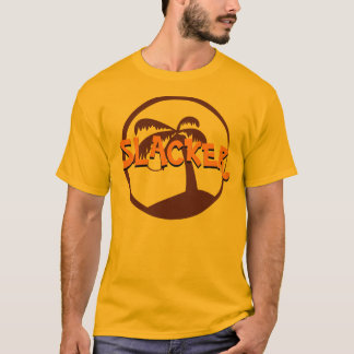 Slacker Gold T T-Shirt