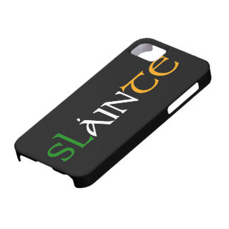 Slainte Case iPhone 5 Cover